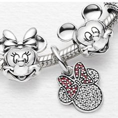 #Disney #Pandora charms PANDORA Jewelry
