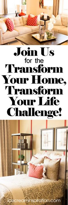 "Tidy your home once the right way and never have to do it again! Sound too good to be true? There's only one way to find out!  Last day to sign up for the challenge and enter to win ""The Life-Changing Magic of Tidying Up"" is Sunday, August 9th 2015. Don't delay! Sign up today!"