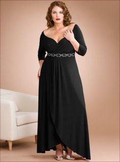 piniful.com long plus size dresses (32) #plussizefashion | Plus ...