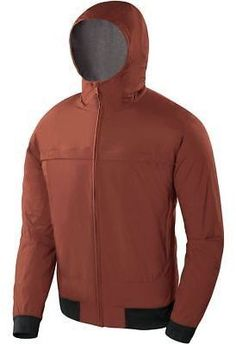 Sierra Designs Outside-In Hooded Jacket - Men's Fired Brick XXL