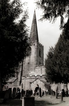 Attenborough Church Photographed by Jinx Photography. www.JinxPhotography.co.uk