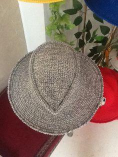 Sombrero mascota, de algodón egipcio de Puerto14sombreros en Etsy