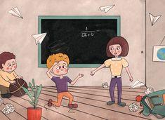 Digitall illustration Fallout Vault, Family Guy, Classroom, Illustrations, Guys, Fictional Characters, Art, Craft Art, Illustration