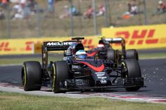 Alonso lauds 'beautifully balanced' McLaren. #F1 #Alonso #McLaren