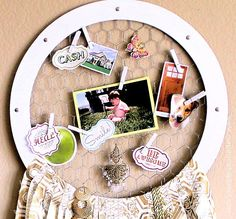 Inspirational Dream Catcher Vision Board Combined!