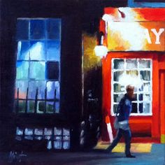 Y by Liza Hirst SOLD