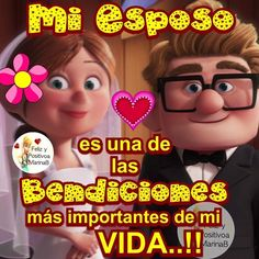 Para mi esposo Love Pictures, Funny Pictures, Love My Husband, My Love, Spiritual Thoughts, Husband Quotes, Love Wallpaper, Love Notes, Love Messages