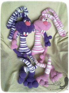 Project by Monetka L. Rabbit Keks crochet pattern by Pertseva for LittleOwlsHut #rabbit #Keks #dude #crochet pattern #Pertseva #LittleOwlsHut #crafts_&_DIY