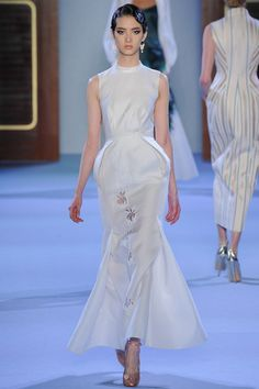 Ulyana Sergeenko | Spring 2014 Couture Collection