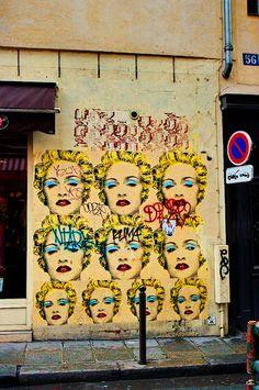 Pascal POGGI Paris rue de Seine 1