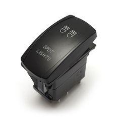 2ps Auto Rocker Switch LED Light Bar for UTV Offad  Polaris Ranger 550 RZR S 900