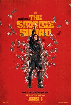 The Suicide Squad Dc Movies, Comic Movies, Films, Everything Film, James Gunn, Amanda Waller, King Shark, Captain Boomerang, Joel Kinnaman
