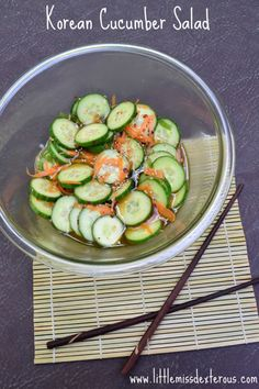 korean cuke
