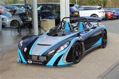 Lotus 2-Eleven for sale, with Hanger 111 300s power upgrade