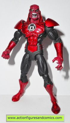 dc direct ATROCITUS nycc comic con red green lantern infinite heroes universe collectibles
