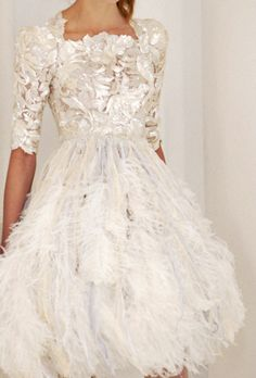 Chanel Haute Couture. Lace detail (for a wedding dress or evening gown). Keywords: #weddings #jevelweddingplanning Follow Us: www.jevelweddingplanning.com  www.facebook.com/jevelweddingplanning/