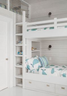 Built in beds for kids room.....Wettling Architects, Winner, 2013 Remodelista Considered Design Awards