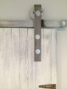 DIY: How to Make Your Own Sliding Barn Door