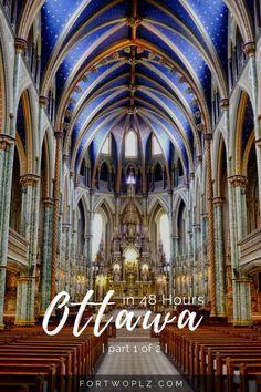 Travel Canada | Ontario | Ottawa | City Tour | Guide