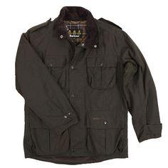 Barbour Trooper Olive Jacket