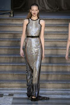 Julien MacDonald. See all our favorite looks from London fashion week fall 2015.