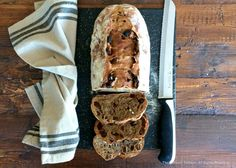 Coffee Bread with Dates and Walnuts