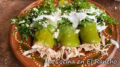 Enchiladas, Avocado Toast, Mexican Food Recipes, Breakfast, Youtube, Mexican Cuisine, Mexican, Food, Recipes