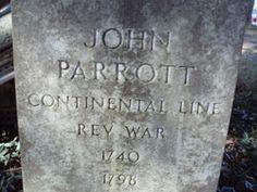 John Parrott, Sr