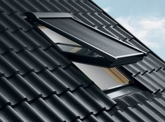 The Electric Shutter Velux