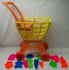 Image result for fisher price shopping cart