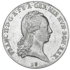 Kronentaler 1794 B RDR Haus Österreich