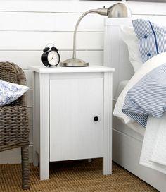 BRUSALI, nachtkastje wit IKEA € 39,95