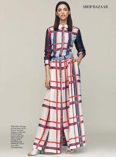 "Duchess Dior: ""Flying the Flag"" Frida Munting for Harper's Bazaar UK July 2015"
