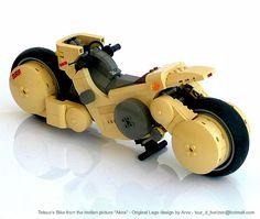 Tetsuo's Bike / ARVO BROTHERS