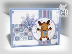 Let it snow!!! by daiseyfreak - Cards and Paper Crafts at Splitcoaststampers