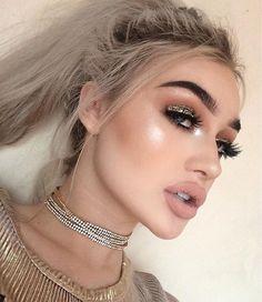 grafika makeup, beauty, and girl