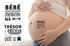 10 façons d'annoncer sa grossesse