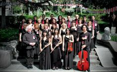 Ankara Üniversitesi Güzel Sanatlar Bölümü Bach Korosu - Ankara Bach Korosu