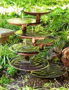 Great Garden Water Feature Fountain Ideas Ponds Diy