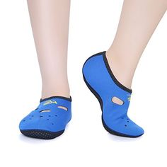 Water SocksNeoprene SocksSecuba Diving SocksWater Skin ShoesSurfing SocksFreehawk Freely 3mm Low cut Snorkeling Water ShoesFin SocksFlippers SocksWetsocks Yoga Sport for MenWomenBlue L -- Find out more about the great product at the image link.Note:It is affiliate link to Amazon.