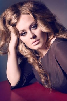 Adele.  I love her.  She seriously has the most amazing voice in the whole wide world.