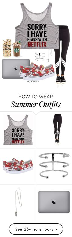 """Untitled #376"" by zouzou-grall on Polyvore featuring Vans, Y-3 and Topshop"
