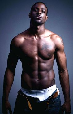 How to be a sexy black man