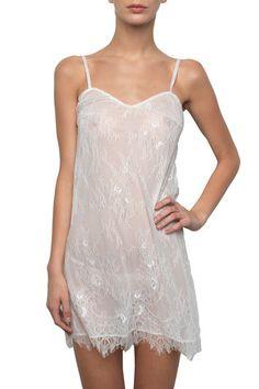 KissKill Fiore Slip Ivory - Nattkläder - Nattlinnnen #wedding #bröllop #bride #lingerie