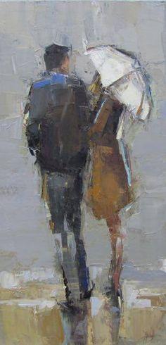 اللوحة للفنانة Barbara Flowers