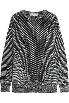 Stella McCartney | Pullover im Oversized-Look aus einer Woll-Angoramischung | NET-A-PORTER.COM