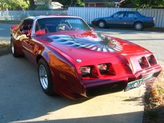 1980 Pontiac Trans Am.if cars could talk.thank God they CANT! Us Cars, Sport Cars, Rat Rods, My Dream Car, Dream Cars, General Motors, Alfa Romeo, Grand Chef, Pontiac Cars