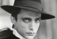 The very European Udo Kier in Andy Warhol's 'Blood for Dracula' (1974) directed by Paul Morrissey
