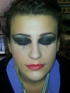 Vampire bride...
