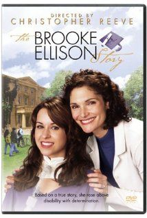 It's a bird, it's a plane, it's a disease-of-the-week movie-of-the-week directed by Christopher Reeve! The true story of how Brooke (Lacey Chabert) went on to go to college after a childhood accident (Vanessa Marano) rendered her quadriplegic. Reeve's last complete project.